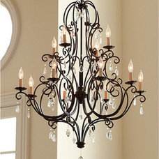 Traditional Chandeliers by Ballard Designs