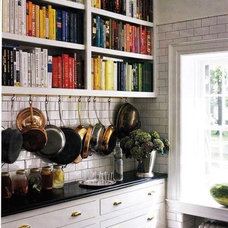 Eclectic  Organization Inspiration: Neat & Beautiful Kitchens | Apartment Therapy New York