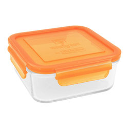 Wean Green - Wean Green Meal Cube, Carrot - Ready to discover a better way to handle food storage? The Wean Green Meal Cube in Carrot is the best choice for you needs and is the friendliest choice for the planet!