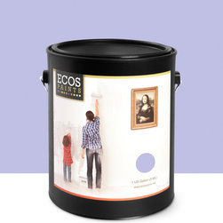 Imperial Paints - Eggshell Wall Paint, Gallon Can, Pretty as a Picture - Overview: