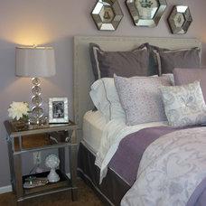 Contemporary Bedroom by Interior Impressions