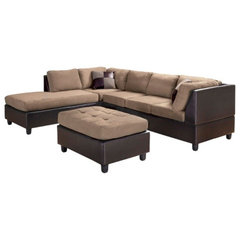 contemporary sectional sofas by www1.thebrick.com