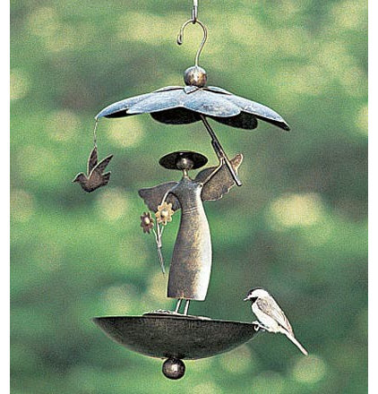 Traditional Bird Feeders by Plow & Hearth