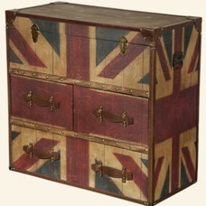 Eclectic Decorative Trunks by Please Pimp My Pad
