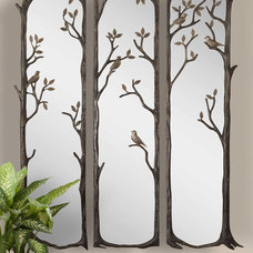Traditional Wall Mirrors by Lewis Lighting & Home