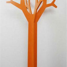 Coatracks And Umbrella Stands by Justin Hou