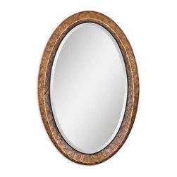 "Uttermost - Uttermost 7602 Capiz Vanity Mirror - Uttermost 7602 Carolyn Kinder Capiz Vanity MirrorHeavily antiqued capiz shell with metal rope details. Mirror has a generous 1 1/4"" bevel.Features:"