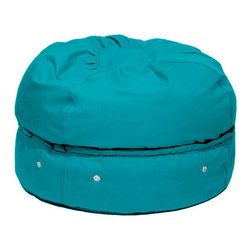 storage beanbag pure cotton - The Storage Beanbag has beans on the top and storage on the bottom. The storage compartment can be used for seasonal clothes, bedding, towels, stuffed animals, costumes, and much more. All unsightly clutter is hidden while you sit on it, use it as an ottoman, or watch the kids play with it. It is perfect for urban spaces, play rooms, bedrooms and dorm rooms where you always seem to lack both storage and seating solutions.
