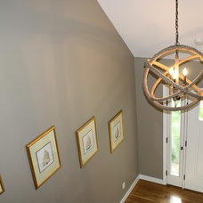 Beach Style Chandeliers by Encore Construction