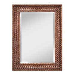 Murray Feiss - Murray Feiss Traditional Rectangular Mirror X-NA1911RM - Murray Feiss Traditional Rectangular Mirror X-NA1911RM