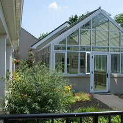 Greenhouse | Gwynedd Community Center - Solar Innovations, Inc. // Greenhouse