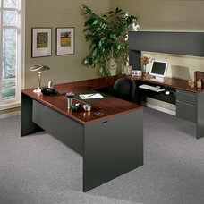 Contemporary Desks And Hutches by W.C. Of West MI