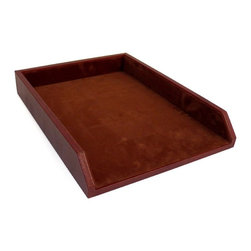 Bey-Berk - Bey-Berk D1126 Letter Tray - Tan Leather Multicolor - D1126 - Shop for Desk and Drawer Organizers from Hayneedle.com! About Bey-Berk InternationalFor more than 20 years Bey-Berk International has crafted and hand-selected unique gifts and accessories from around the world to meet the demands of discerning customers. With its line of elegant and distinctive products Bey-Berk has established itself as a leader in luxury accessories.
