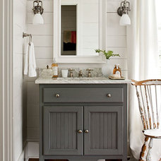 Traditional Bathroom by Bess Interiors