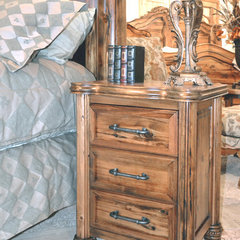 eclectic nightstands and bedside tables by SCOTTSDALE ART FACTORY