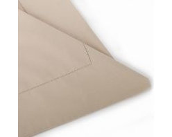 """Juliette Bed Linen Collection"" Euro Sham Linen Hemstitch -"