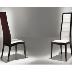 Alicia Tall Dining Chair By Doimo - # Product Features Alicia Tall Dining Chair