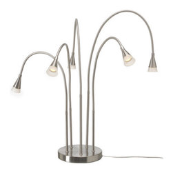 K Hagberg/M Hagberg - TIVED Table lamp - Table lamp, nickel plated