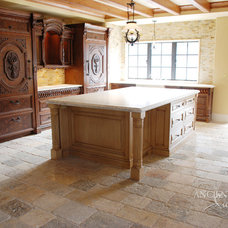 Mediterranean Wall And Floor Tile by Ancient Surfaces