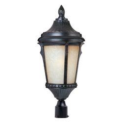 Maxim Lighting - Maxim Lighting 3010 LightES Odessa Cast 1 Light Outdoor Pole/Post Lantern - Features