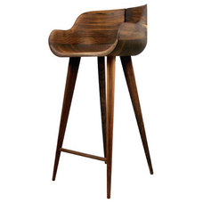eclectic bar stools and counter stools by 17th and Riggs Contemporary Home Furnishings