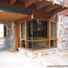 Rustic Windows by Dynamic Architectural Windows & Doors