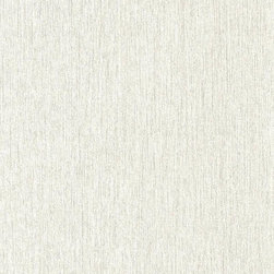 Romosa Wallcoverings - Moon Gray Single Solid Color Royal Wallpaper - -  Paste The Wall. Super Washable. Good Light Fastness. Strippable.