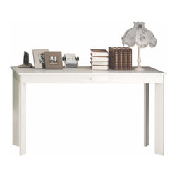 Corner II - Nordic Furniture Console Table by Corner II - The Nordic sunrise console table is a modern styled table, great for behind a couch or against a wall.