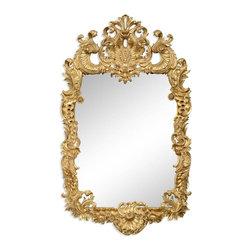 Jonathan Charles - New Jonathan Charles Mirror Gold Gold Mirror - Product Details