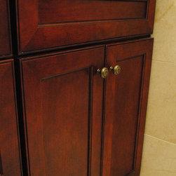 Tranquil Master Bathroom -
