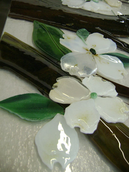traditional  by Designer Glass Mosaics