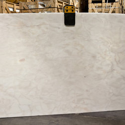 Exotic Italian Onyx Slab from Royal Stone & Tile in Los Angeles - Exotic Italian Onyx Slab from Royal Stone & Tile in Los Angeles.  Translucent material can be used for many different applications.