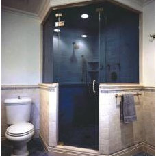 Modern Showers by STYLE BATH ENCLOSURES
