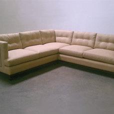Contemporary Sectional Sofas by Quatrine Custom Furniture