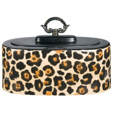 Eclectic Storage Bins And Boxes by Arcadian Home & Lighting