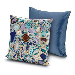 Missoni Home - Missoni Home | Quick Ship: Provins Pillow 24x24 - Design by Rosita Missoni.