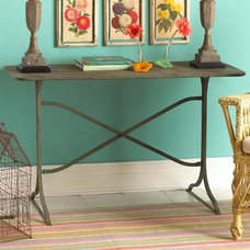 eclectic side tables and accent tables by RSH