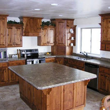 Contemporary Kitchen Countertops by Stone Passion Northeast