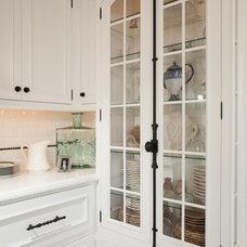 Traditional Kitchen Cabinets by Masterpiece Millwork & Door