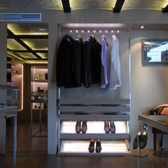 contemporary hardware LED Luminous Frame for Wardrobe