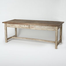 traditional dining tables by Terrain