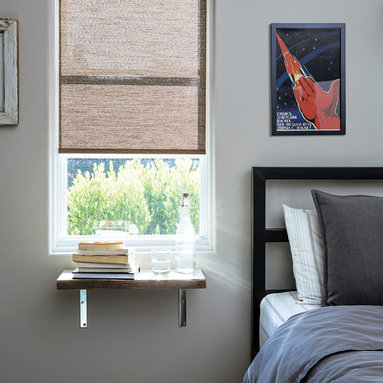 Smith & Noble Classic Roller Shades - Perfect for every room where families congregate— from kitchens to kid's rooms, dens to DIY movie theaters—our popular roller shades are made for real life! Effortlessly stylish and practical at the same time, they work great while achieving just the look you're going for. Starting at $87