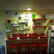Traditional Kids art center
