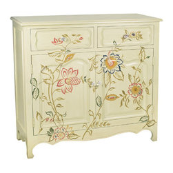 Sterling Industries - Arles Transitional Cabinet - Arles Transitional Cabinet by Sterling Industries
