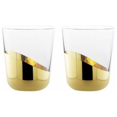 modern cups and glassware by Made in Design