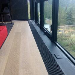 Mountain Contemporary - Stromberg Moore Hardwoods