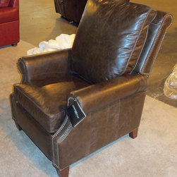 2012 Customer Custom Orders - Comfort Design Adams Recliner at Barnett Furniture in Trussville / Birmingham, Alabama