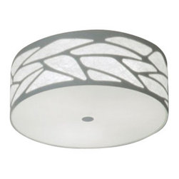 """Studio Italia Design - Studio Italia Design Grace ceiling light PL1/PL - The Grace ceiling lamp is designed by Andria Tosetto and made by Studio Italia Design. Inspired by organic forms this fixture is composed of a metal frame with a fabric cocoon diffuser. Available in two sizes small (PL1) or large (PL). Illumination is provided by 3 x 23W or 30W E26 CFL (not included). UL listed.      Product Details:  The Grace ceiling lamp is designed by Andria Tosetto and made by Studio Italia Design. Inspired by organic forms this fixture is composed of a metal frame with a fabric cocoon diffuser. Available in two sizes small (PL1) or large (PL). Illumination is provided by 3 x 23W or 30W E26 CFL (not included). UL listed.  Details:     Manufacturer: Studio Italia Design   Designer: Andria Tosetto   Made in: Italy   Dimensions: Height: 7.87"""" (20 cm) X Diameter: S:20"""" (50 cm) or L: 28"""" (70cm)   Light bulb: S: 3 x 23W E26 CFL or L:3 x 30W E26 CFL   Material: Metal, Fabric"""
