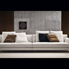 Contemporary Sectional Sofas by Internum & Design