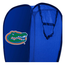 The Northwest Company - NCAA Florida Gators Pop-Up Hamper College Storage Basket - FEATURES:
